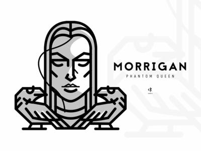 Morrigan raven mythology folklore celtic queeen goddess morrigan