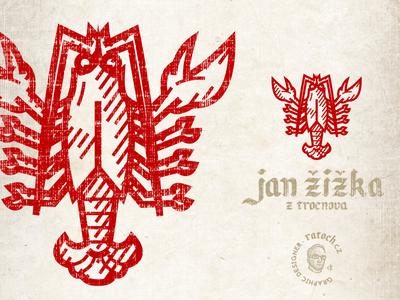 Cancer symbol of Jan Žižka heraldry history husiti zizka logo cancer