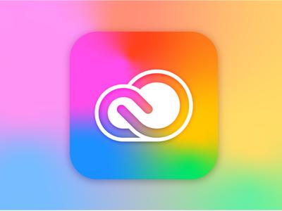 Adobe CC logo uichallenge dailyui
