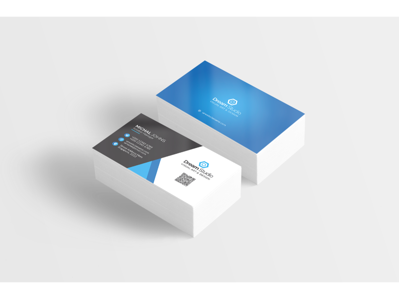 Business Card  Dream Studio