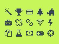 Pixelified (week 4): 15 Free icons