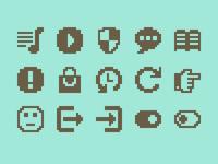 Pixelified (week 12): 15 Free icons