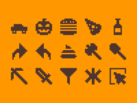 Pixelified (week 20): 15 Free icons