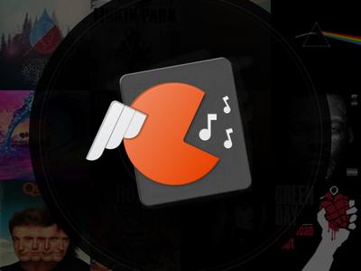 Carol - macOS icon real project desktop icon design mac music app lyrics 3d logo icon macos