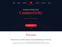 Ranop Solutions Landing Page
