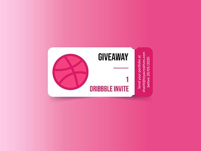 Dribbble Invite Giveaway dribbble dribbble invitation dribbble invite