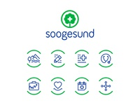 Icons for soogesund