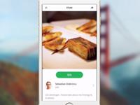 iOS Marketplace UI