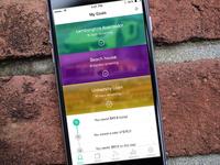 Personal Finance Management iOS App