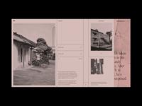 M. Editorial Website Tokyo Film Photography