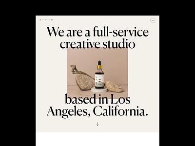 Kati Forner Website Design & Animation on Awwwards grid motion interaction typography promo interface video animation website web ux ui