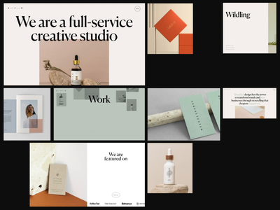 Kati Forner Site of the day on Awwwards design motion interaction typography promo video animation website web ux ui