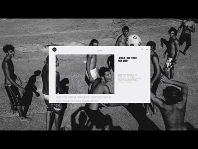 Synchronized Studio Website FOTD on FWA showreel motion interaction video typography promo interface animation website web ux ui