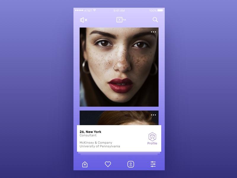 Slider Dating App