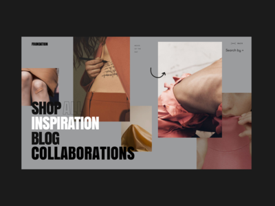 Foundation Marketplace Weekly Inspiration Menu Hover