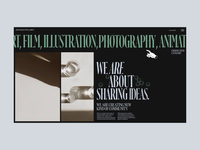 DSGN Collective About Page Hover Animation