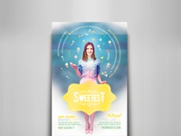 The Sweetest Flyer Template