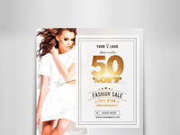 Fashion Banner Ads
