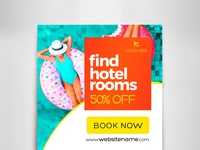 Hotel Banners Ads