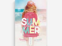 Summer Vibes Flyer Template