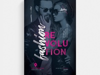 Fashion Revolution Vol.2 Flyer Template
