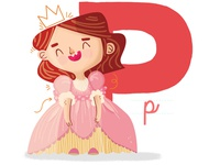 P for Princess