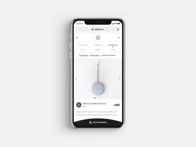 Stylish - stylish products for your home apartment house home products stylish style ui ux web design mobile design web