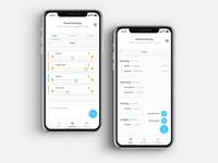 Crystal Health Tracker App