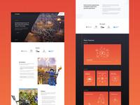 Hadean Web Design gaming website gaming logo icons development gaming illustration typography design branding website ui ux web design