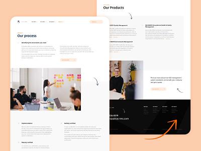 Qualitas Web/Mobile Design ui ux webdesign mobile design mobile ui mobile website design website typography development