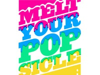 MELT YOUR POPSICLE by Carlos Vigil on Dribbble