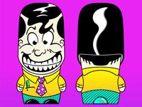 Tony Blenderhead mimobot flash drive