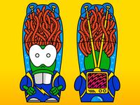 Lorax mimobot flash drive