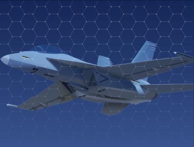 Hornet Illustration plane vector illustration