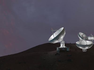 Dataratr Satellites and Data animation 3d modeling 3d art 3d animation cinema4d