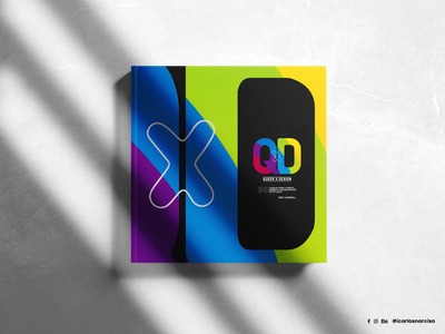 Cover Design | Queer x Design book cover design book design weekly challenge diseño gráfico carlos narciso digital art graphic design designer design dribbleweeklywarmup