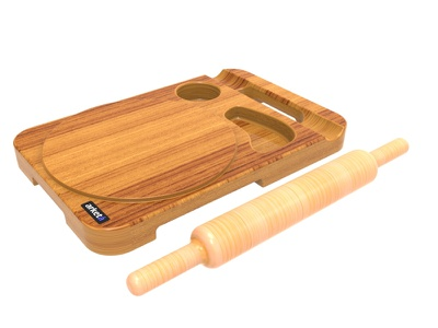 Ergonomic Rolling Pad product desing uxresearch uxdesign design