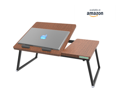Laptop table - Available on Amazon new product developement product design ux uxresearch uxdesign design