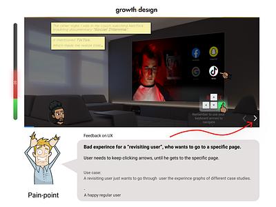 Feedback on UX uxr ui uxdesign ux design uxresearch interactiondesign