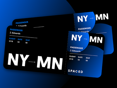SPACED Tickets