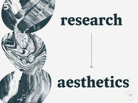 WTLB #5 - research first, aesthetics second