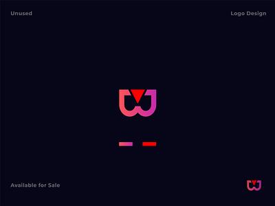 W letter logo minimalwlogo illustration minimal branding graphic design logodesign texiserivcelogo texilogo locationlogo location wlocationlogo logo wletterlogo wlogo w