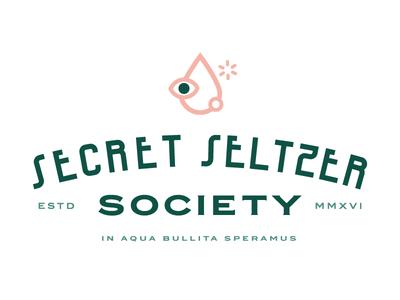 Secret Seltzer Society Logo