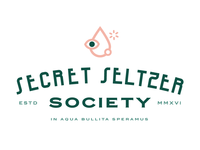 Secret Seltzer Society Logo