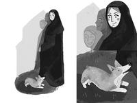 Shepherding Sam Interior Illustration 01