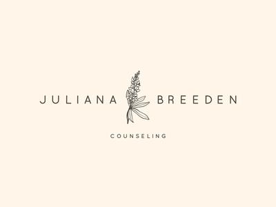 Juliana Breeden Counseling Logo
