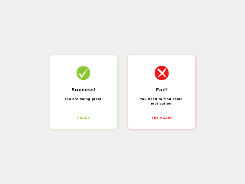 Flash Messages dailyui flashmessages dailyui011
