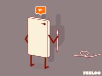 Feeloo - Your Mobile Has Feelings! #34