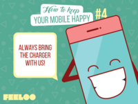 Feeloo - How To Keep Your Mobile Happy - #4