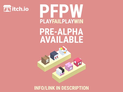 [WIP] Puzzle Game #4 pre alpha work in progress design cube itchio unity gameplay video game 3d puzzle